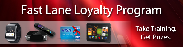 Fast Lane Loyalty Program