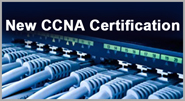 New CCNA Certification