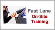 Fast Lane On-Site Training