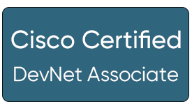 Cisco Certified DevNet Associate Certification