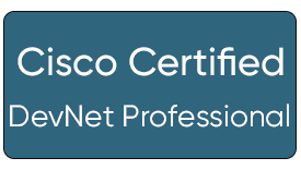 Cisco Certified DevNet Professional Certification
